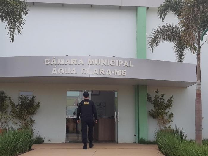 Acusados desviaram quase R$ 1 milhão na Câmara de Água Clara